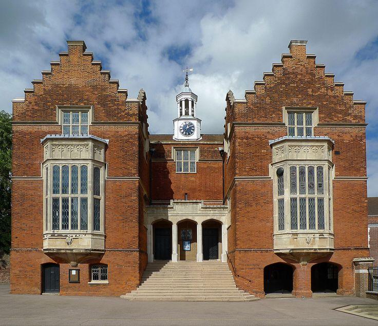 The Old Schools, Harrow School - Harrow School - Wikipedia, the free encyclopedia