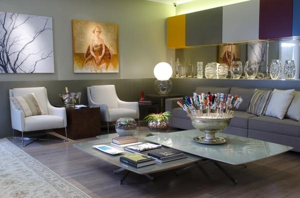 Decoração de Interiores  Sala  Bom gosto  Pinterest