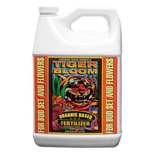 Bloom Maximizer - Hydroponic Plant Nutrient Solution - 1 gal - Tiger Bloom by FoxFarm by FoxFarm. $48.69