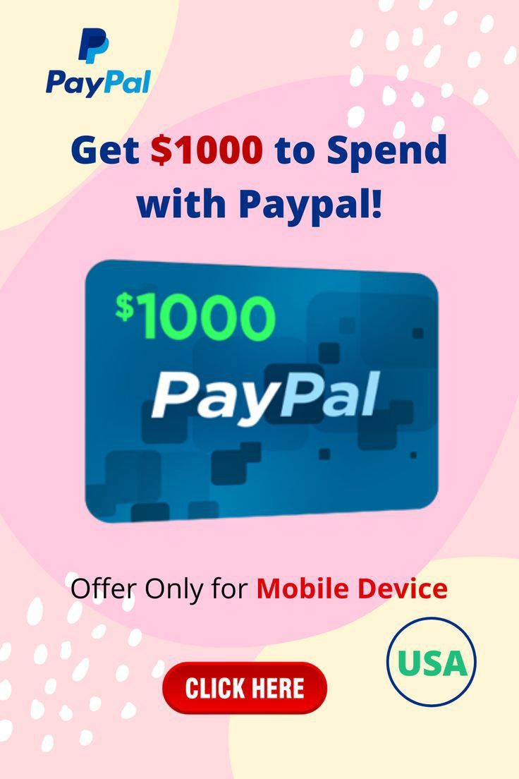 Get 1000 To Spend With A Paypal In 2020 Paypal Gift Card Walmart Gift Cards Gift Card Giveaway
