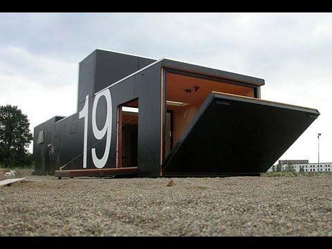 Prefab House No19