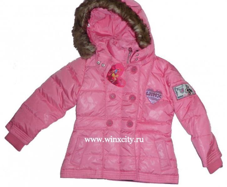 Куртка winx club винкс