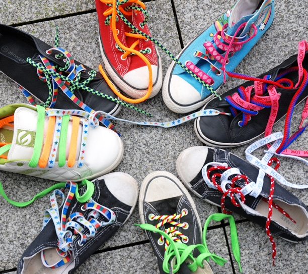 Transform your trainers for Funky Feet Friday in aid of the Cappagh Hospital Trust