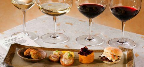 Wine & Food Pairing Cakebread