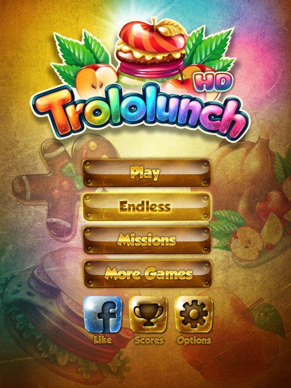 Trololunch on Behance
