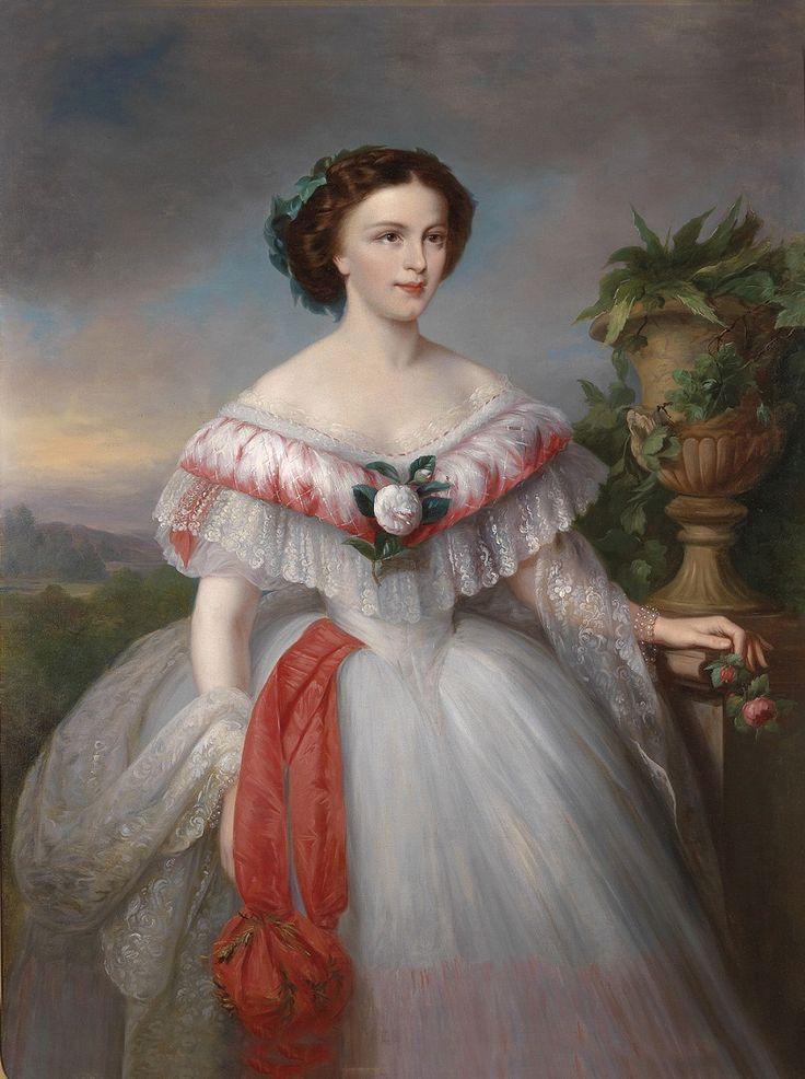 принцесса Елизавета, Сиси. Герцогиня Амалия Евгения Елизавета Баварская (нем. Elisabeth Amalie Eugenie, Herzogin in Bayern; 24 декабря 1837 года — 10 сентября 1898 года) — баварская принцесса, супруга императора Франца Иосифа I. Императрица Австрии с 24 апреля 1854 года (дня заключения брака), королева-консорт Венгрии с 8 июня 1867 года (дня образования двуединой монархии Австро-Венгрии). Известна под уменьшительно-ласкательным именем Сиси (нем. Sissi),