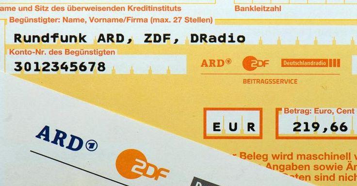 Rundfunkbeitrag: Über 4 Millionen Haushalte verweigern Zahlung - http://www.statusquo-news.de/rundfunkbeitrag-ueber-4-millionen-haushalte-verweigern-zahlung/