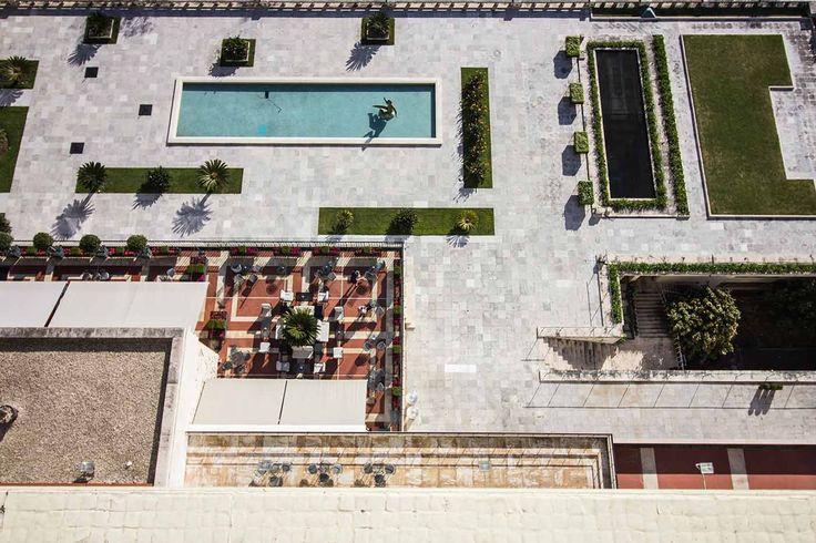 Geometria no Ritz Four Seasons Hotel Lisboa | Já Fez as Malas?