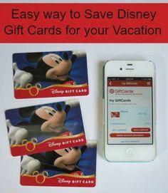 149 best Disney Gift Cards images on Pinterest | Disney holidays ...