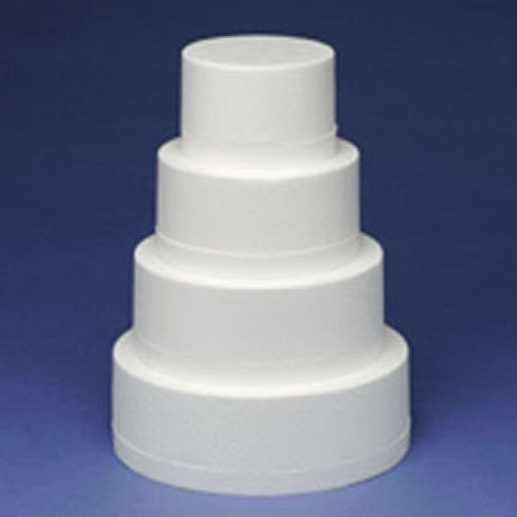 Fake Wedding Cake Tiers Cakes For Display How To Make A Dummy With Fondant