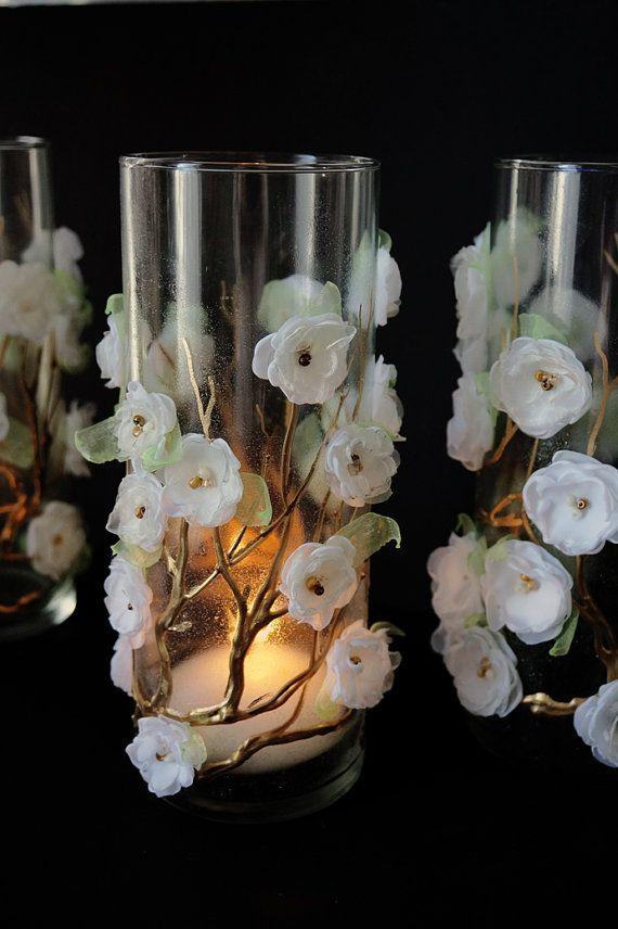 De boda | Portavelas |  Despedida de soltera | Decoración | Ceremonia | Vasos de boda