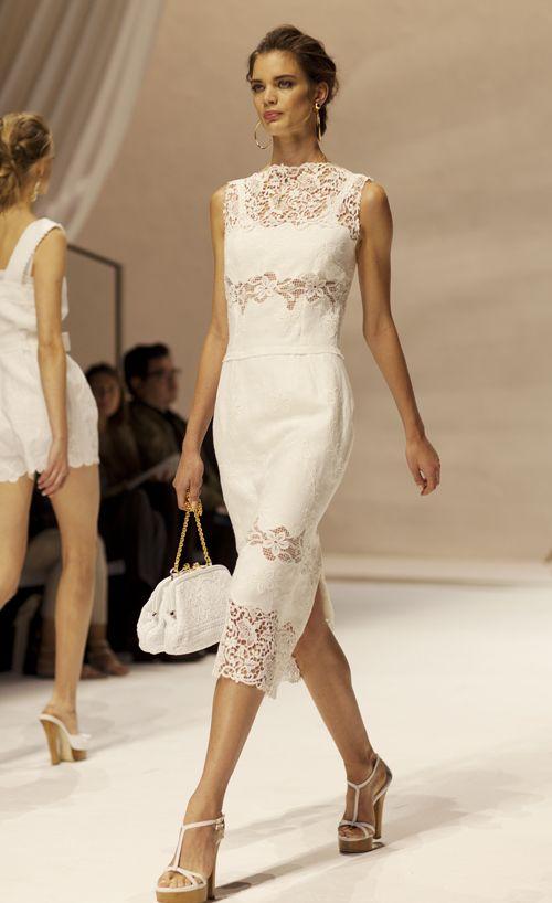 Dolce & Gabbana... Gorgeous!