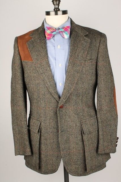 Rare Brooks Brothers Norfolk Hunting Jacket Tweed 38 R