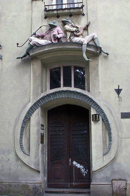 The Frog House, Bielsko-Biała, Poland