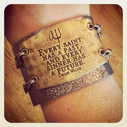 Saw this as a cover photo. GREAT stuff. Thanks Micki: Sinner, Inspiration, Favorite Quote, Quotes, Style, Truth, Saint, Oscar Wilde