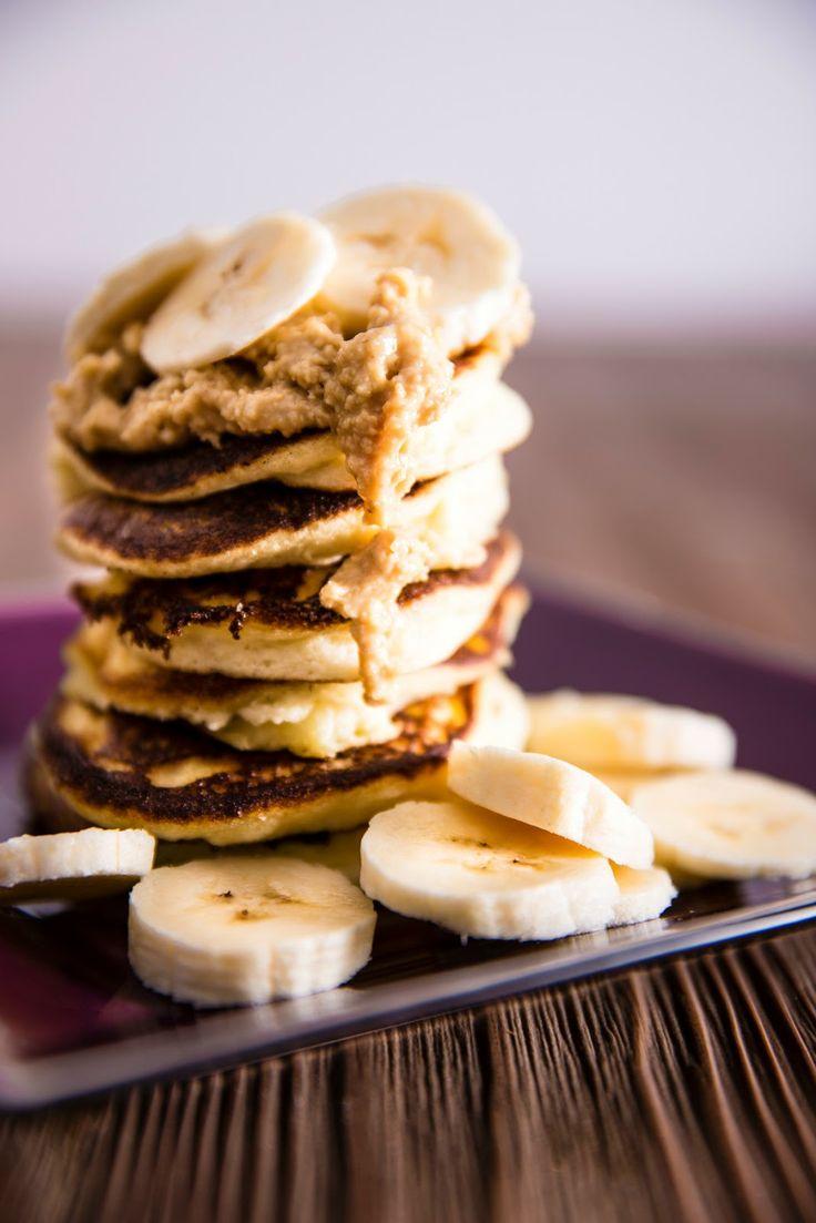 Rice flour gluten free pancakes