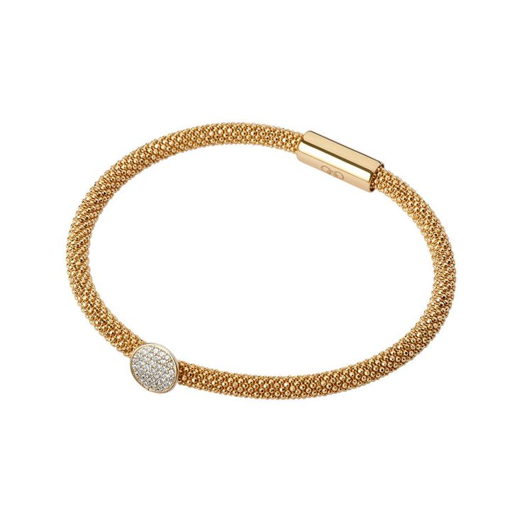 Links of London Gold Bracelet £110 We cant think of a better way to show your appreciation than with a bit of sparkle!