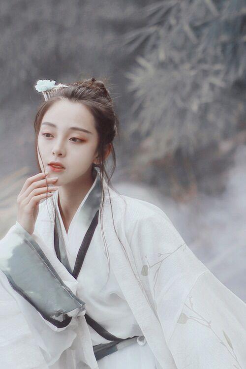 Hanfu : traditional Chinese costume
