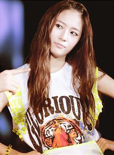 Krystal Jung f(x)'s Crystal Pretty Girl