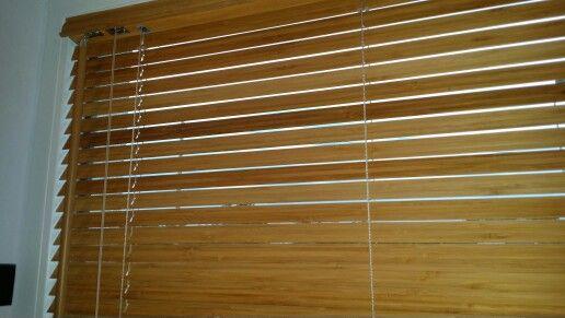 Zaluzja bambus.