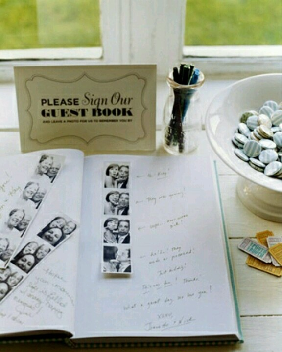Cute Wedding Guest Book Ideas: 49 Best Images About Guest Book Ideas On Pinterest