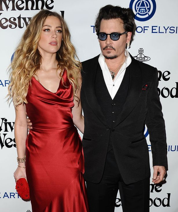 Johnny Depp and Amber Heard's 'toxic' marriage 'came to a head over humiliating apology video after months of arguing' - http://vintagedesignerhandbagsonline.com/johnny-depp-and-amber-heards-toxic-marriage-came-to-a-head-over-humiliating-apology-video-after-months-of-arguing/