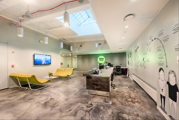 Spotify, the most popular music streaming platform which has so far attracted more than $530 million in investments, recently moved into its new offices in New York's Flatiron District. What ... Read More