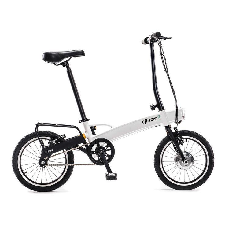 eflizzer e-Bike 1-2-3  #Pen #Auto #eflizzer #Koffer #Scooter #Bike #360degree #VR #Treibstoffverbrauch #WingLights
