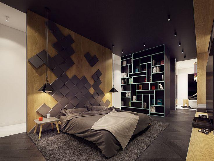 Projekt wnętrza domu // house interior design Lok. // Loc.: Warszawa Powierzchnia // area: 288m² Rok // year: 2016