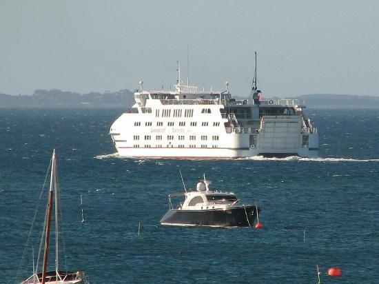 Sorrento to Queenscliff passenger and car ferry: Sorrento, Mornington Peninsula, Port Phillip bay, Melbourne, Victoria, Australia.. See 133 Reviews and 43 Photos - TripAdvisor