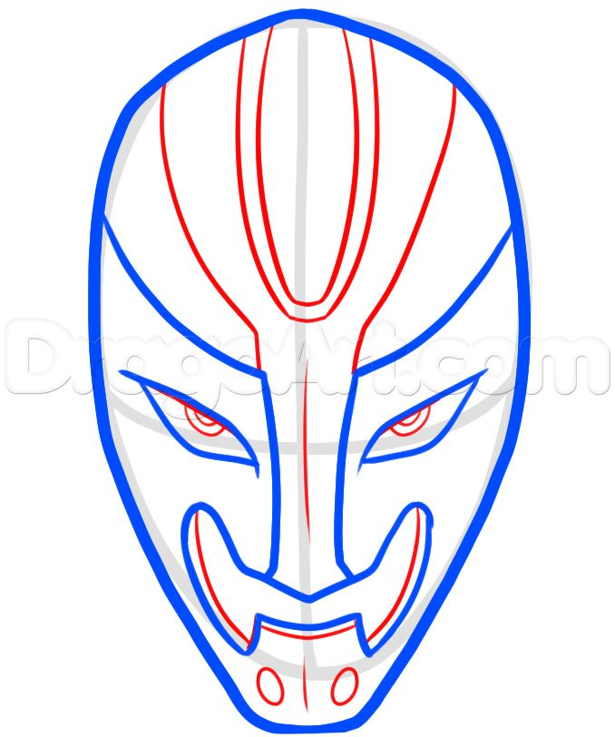 How to draw ultron easy step 5 super heroes drawing for Super easy drawings