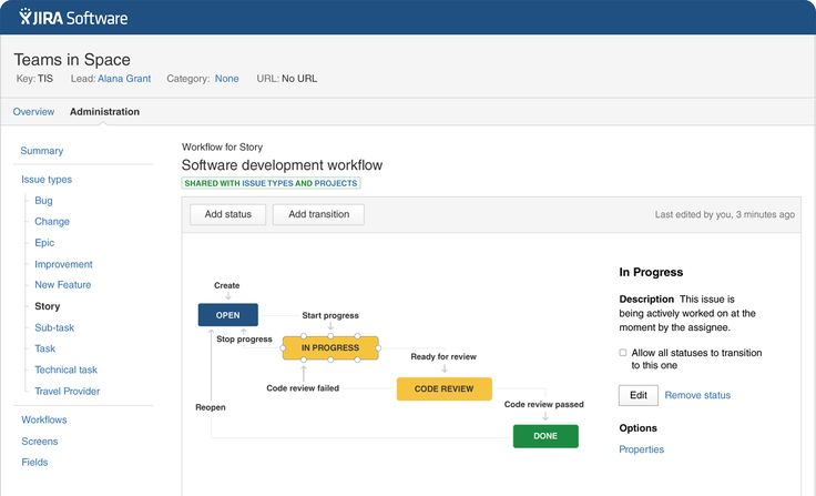 JIRA Software offers flexible issue and project tracking with best-in-class agile tooling for software teams. Enable your team with the #1 software development tool used by agile teams.