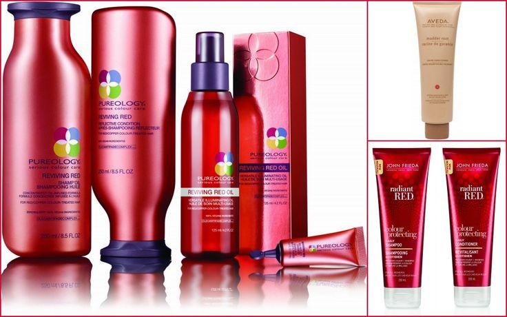 Ravishing Red:  How to Make Red Hair Last Longer