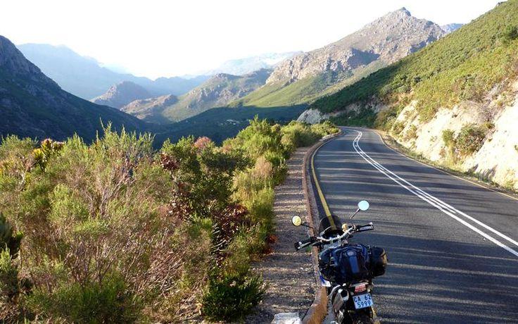 Part of Du Toits Kloof Pass
