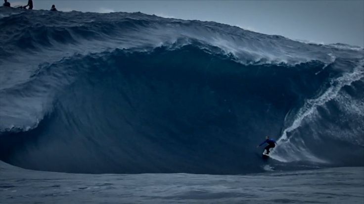 Monster #Wave Surfing