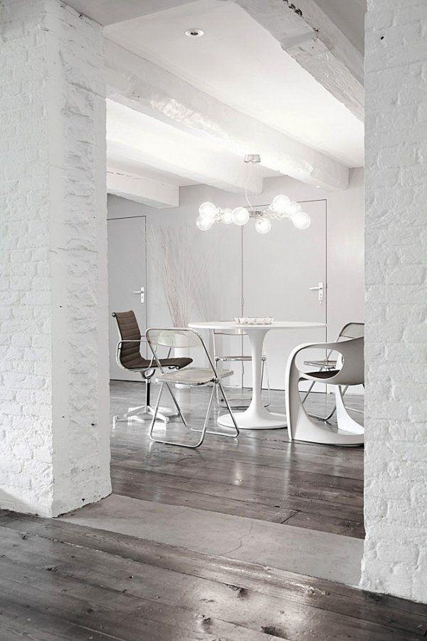 Pakhuis loft. Bekijk meer fantastische interieur projecten en wooninspiratie voor jouw droomhuis op walhalla.com