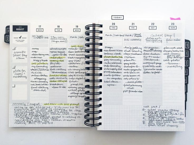 34 best organize myself  planner goodies images on Pinterest Life