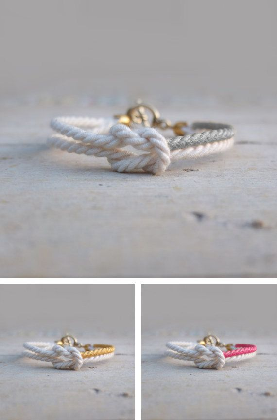 Hey, I found this really awesome Etsy listing at https://www.etsy.com/listing/220372717/friendship-bracelet-white-cord-and