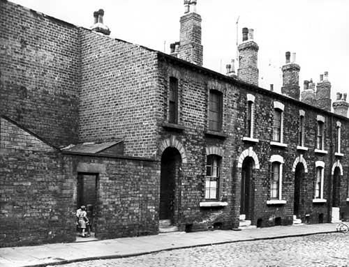 Arkwright Street nos. 21 - 27, 1963 I am sure this is not Arkwright Street the Meadows ,