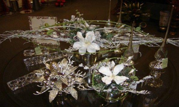 Interiérové+vánoční+květinové+dekorace