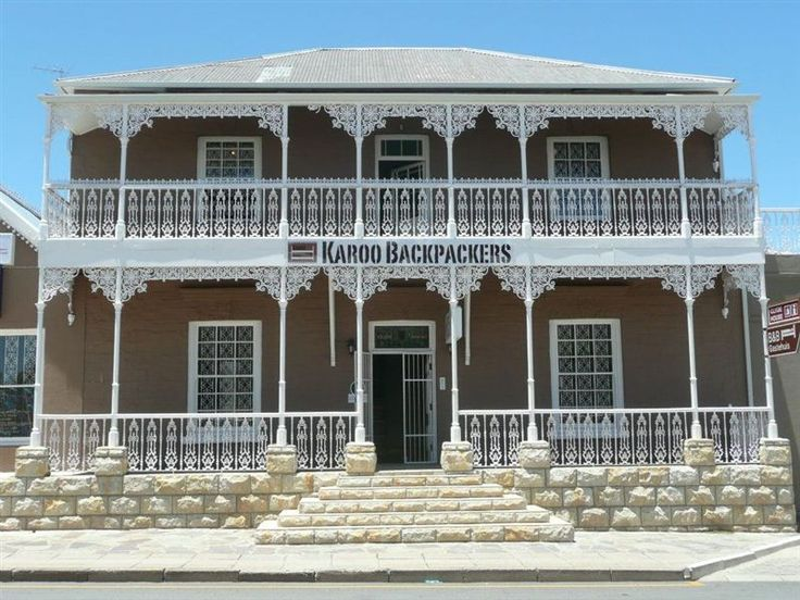 Karoo Backpackers - The Karoo Backpackers is situated on the N1 between Johannesburg and Cape Town in Beaufort West, the heart of the Great Karoo.  Our accommodation ranges from single rooms to dormitory rooms.  All rooms ... #weekendgetaways #beaufortwest #southafrica