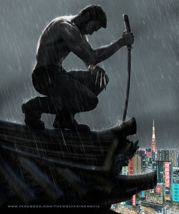 'The Wolverine' poster (2013)
