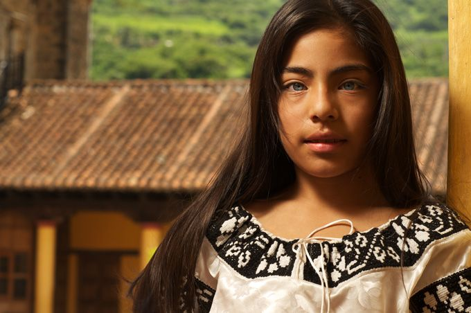 The most beautiful girl in Mexico    In my journey through South Mexico, in a town locate in the middle of the Chiapas' mountains I found the most brilliant eyes that I have ever seen. The beauty of...