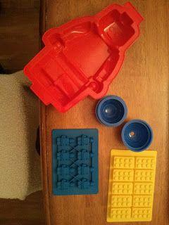 Moules Lego, Lego molds
