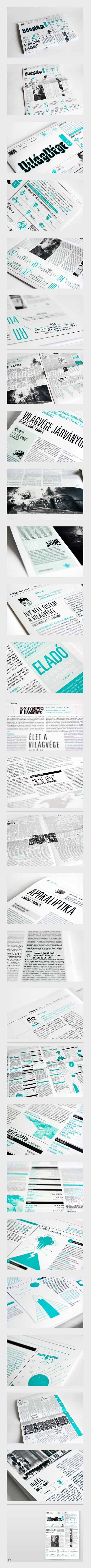 http://www.behance.net/gallery/Doomsday-2012-The-Last-Issue/5179773