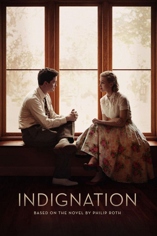 Watch Indignation (2016) Full Movie Online Free
