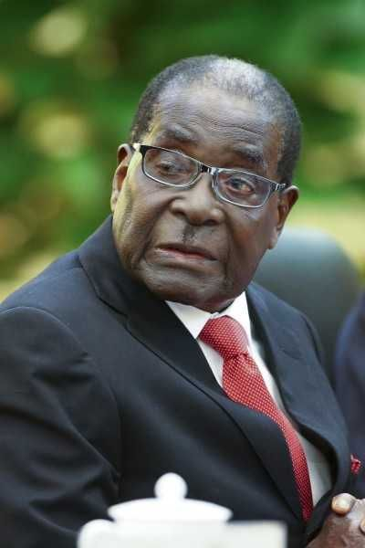 President Robert Mugabe of Zimbabwe Recently Launched Nationwide Speaking Tour Aiming To Gain Supports For The Next Presidential Election On...