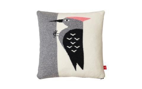 Woodpecker cushion