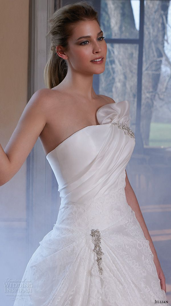 Jillian 2016 Wedding Dresses — Bambu Bridal Collection   Wedding Inspirasi