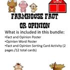 Facts and opinions are often a difficult concepts for students.  This free activity will help students to recognize the difference between facts an...